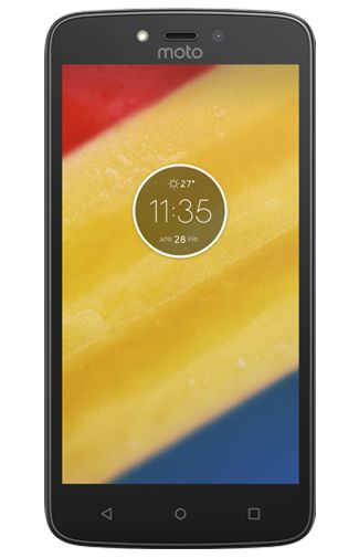 Productafbeelding Motorola Moto C Plus 16GB Black
