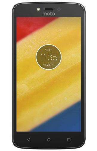 Productafbeelding Motorola Moto C Plus 16GB White