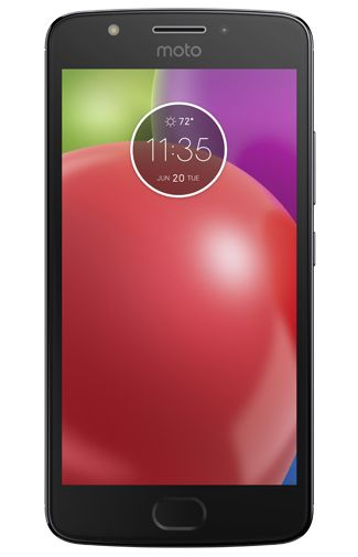 Productafbeelding van de Motorola Moto E4