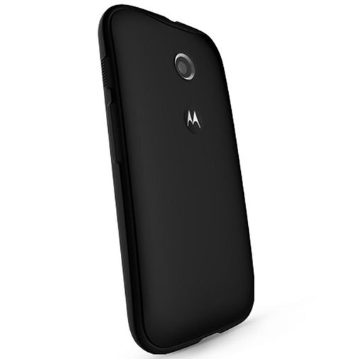 Motorola Moto E Grip Shell Black