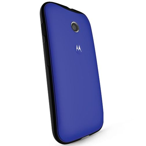 Motorola Moto E Grip Shell Blue