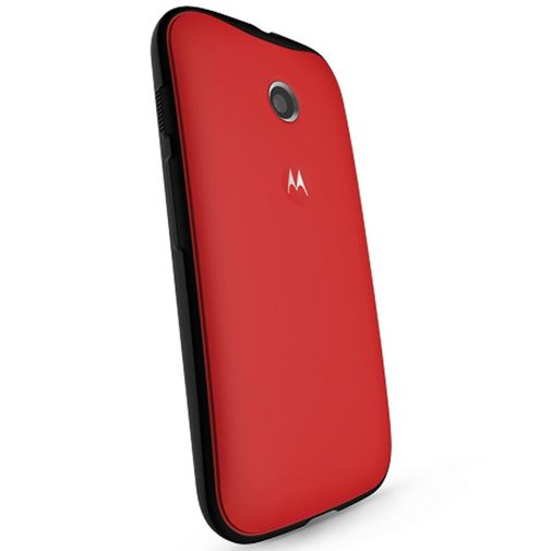 Motorola Moto E Grip Shell Red