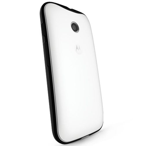 Motorola Moto E Grip Shell White