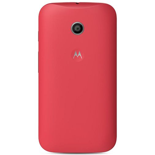 Motorola Moto E Shell Red