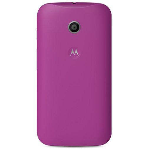 Motorola Moto E Shell Violet