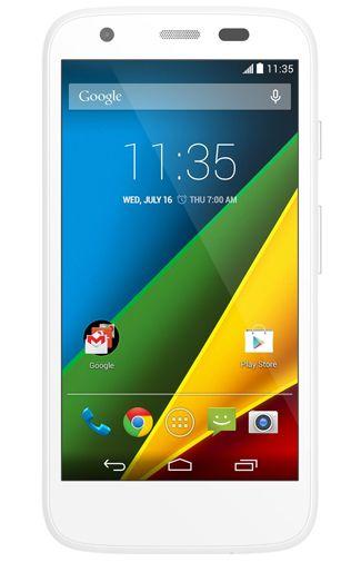 Productafbeelding van de Motorola Moto G 4G 8GB White