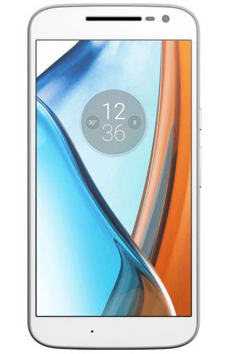 Productafbeelding Motorola Moto G4 White