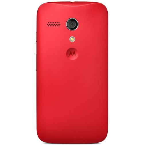 Motorola Moto G Battery Door Red