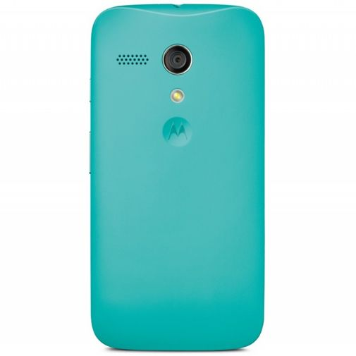 Motorola Moto G Battery Door Turqoise