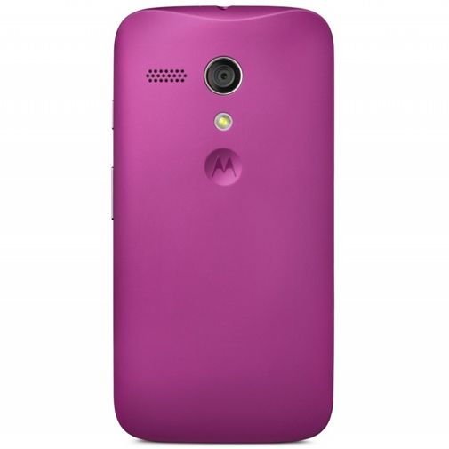 Motorola Moto G Battery Door Violet