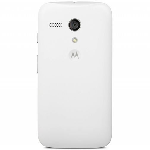 Motorola Moto G Battery Door White