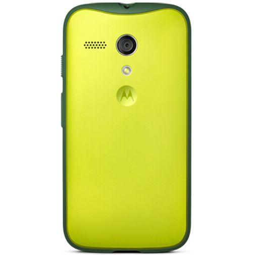 Motorola Moto G Grip Case Lemon