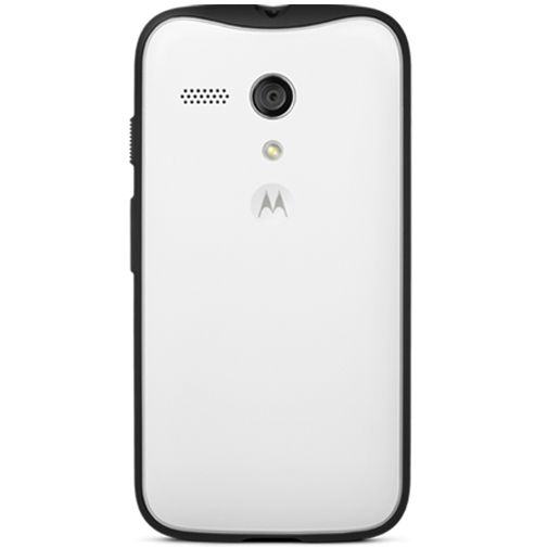Motorola Moto G Grip Case White
