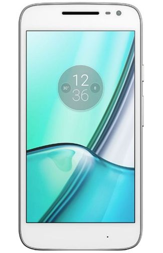 Productafbeelding Motorola Moto G4 Play White