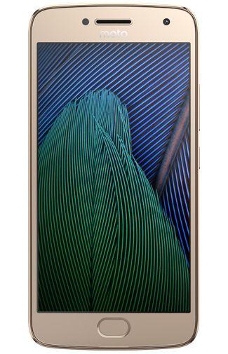 Productafbeelding Motorola Moto G5 Plus Dual Sim Gold