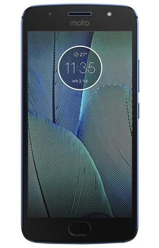 Motorola Moto G5s Plus Blue