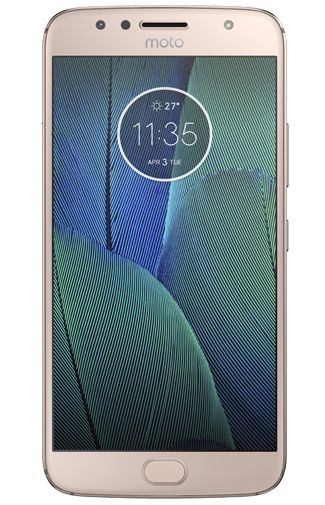 Productafbeelding Motorola Moto G5s Plus Gold