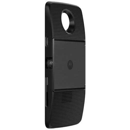 Motorola Moto Mods Insta-Share Projector Black