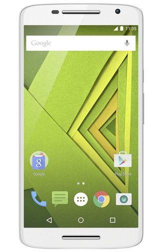Productafbeelding van de Motorola Moto X Play Dual Sim White
