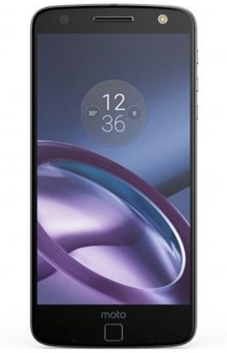 Motorola Moto Z Force Black