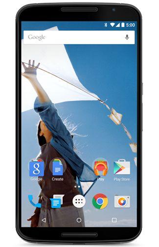 Motorola Nexus 6 32GB White