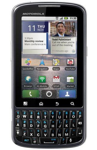 Productafbeelding van de Motorola Pro