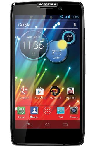 Motorola Razr HD Black
