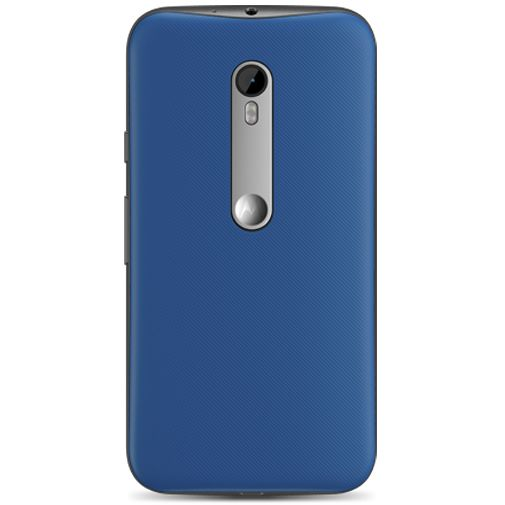 Motorola Shell Blue Moto G (3rd Gen)
