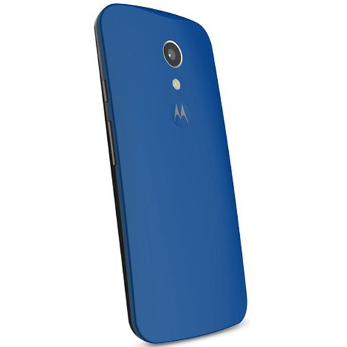 Motorola Shell Blue New Moto G