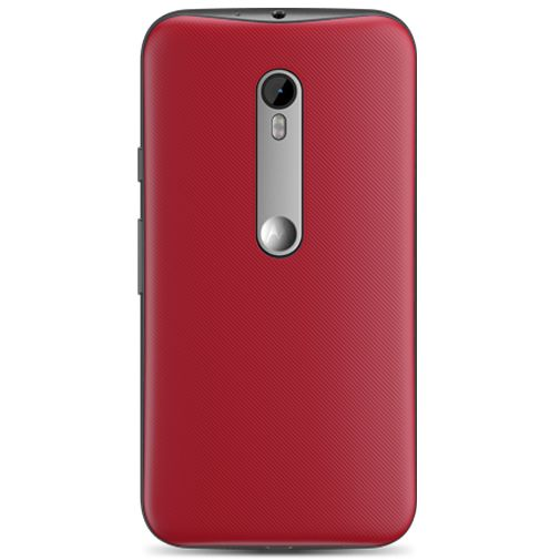 Motorola Shell Cherry Moto G (3rd Gen)