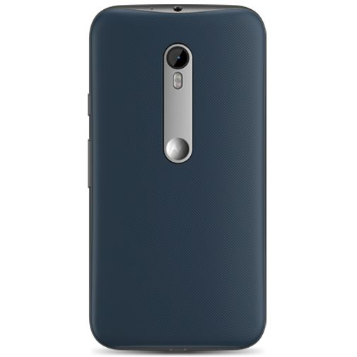 Motorola Shell Oxford Blue Moto G (3rd Gen)