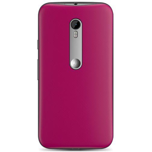 Motorola Shell Raspberry Moto G (3rd Gen)