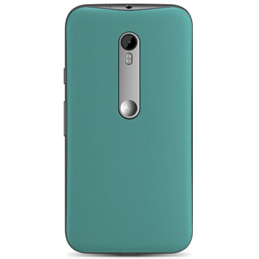 Motorola Shell Turquoise Moto G (3rd Gen)