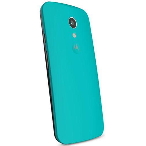 Motorola Shell Turquoise New Moto G