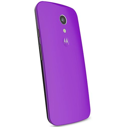 Motorola Shell Violet New Moto G