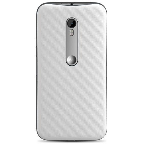 Productafbeelding van de Motorola Shell White Moto G (3rd Gen)
