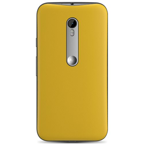 Motorola Shell Yellow Moto G (3rd Gen)