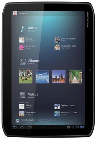 Productafbeelding van de Motorola Xoom 2 WiFi + 3G