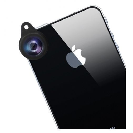 Mujjo Fisheye Lens Black