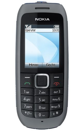 Nokia 1616 Dark Grey