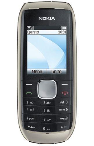 Nokia 1800 Silver Grey