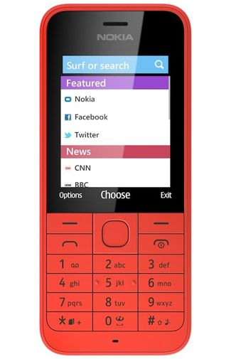 Nokia 220 Red