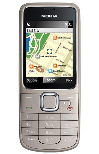 Nokia 2710 Navigation Edition Silver
