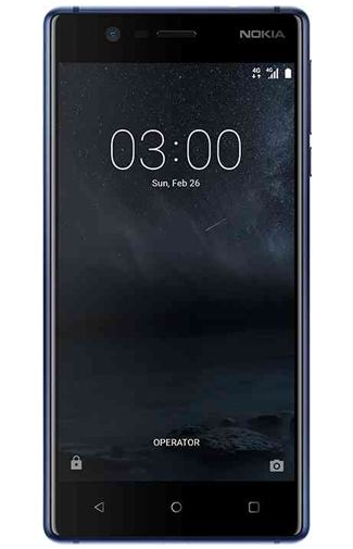 Productafbeelding Nokia 3 Blue