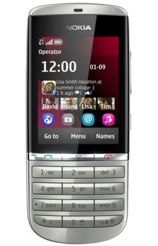 Nokia Asha 300 White