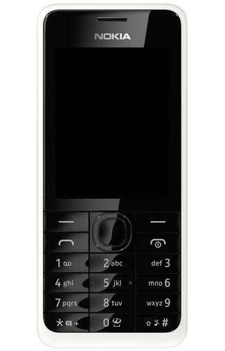 Nokia 301.1 White