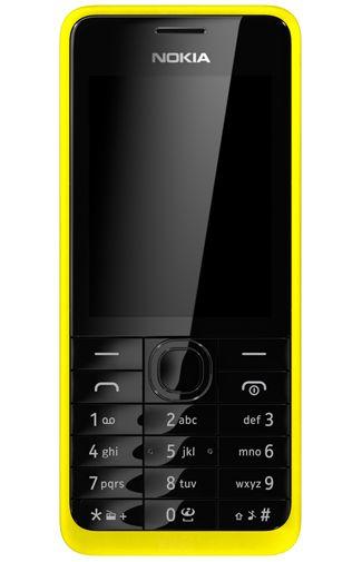 Nokia 301.1 Yellow