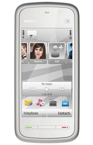 Nokia 5228 Blue