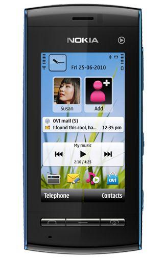 Nokia 5250 Blue