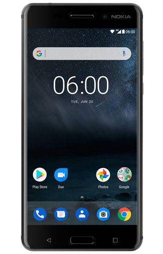 Productafbeelding Nokia 6 Black